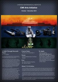 Karnatik Music Poster