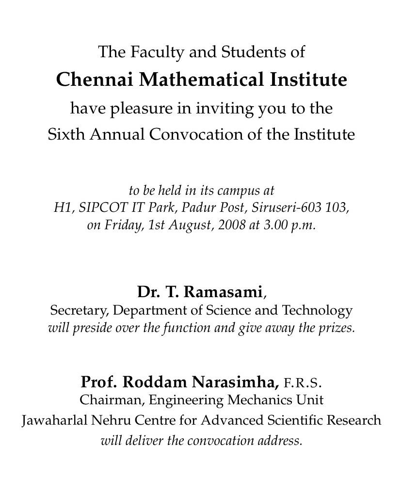 https://www.cmi.ac.in//events/convocation/2008/invitation-2008.txt