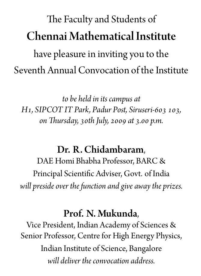 https://www.cmi.ac.in//events/convocation/2009/invitation-2009.txt